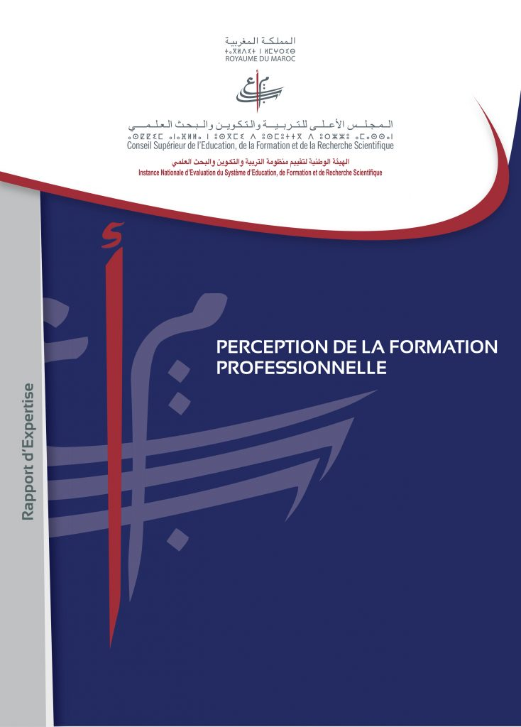 Perception de la formation professionnelle