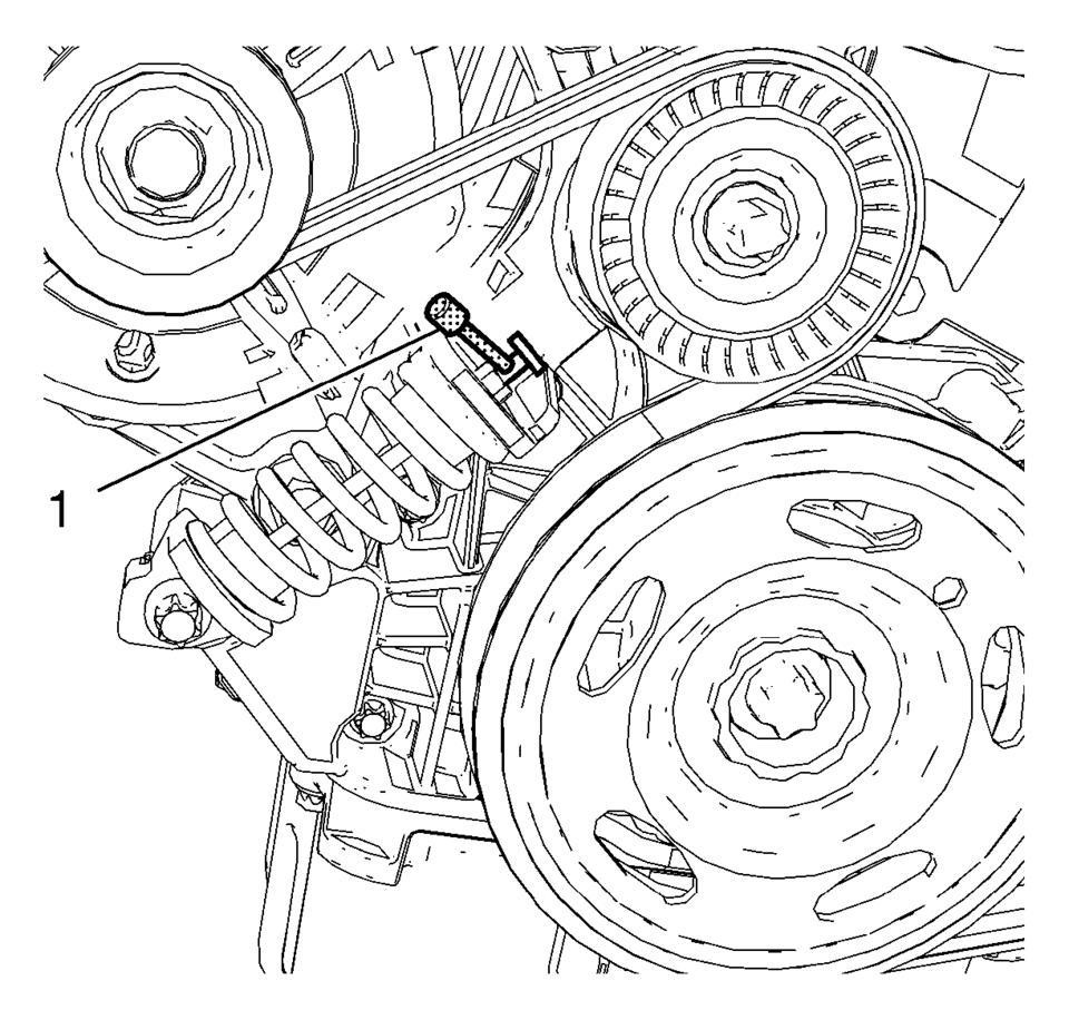 Array chevrolet sonic repair manual drive belt tensioner replacement rh csmans
