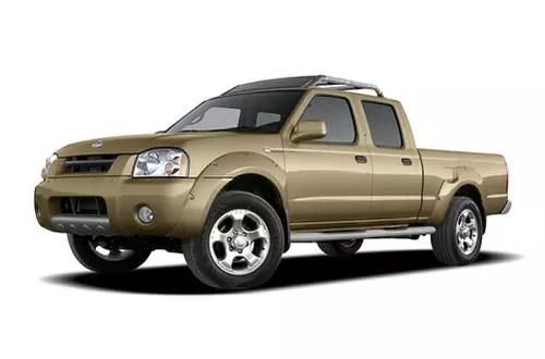 2004 Nissan Frontier Xe Mpg
