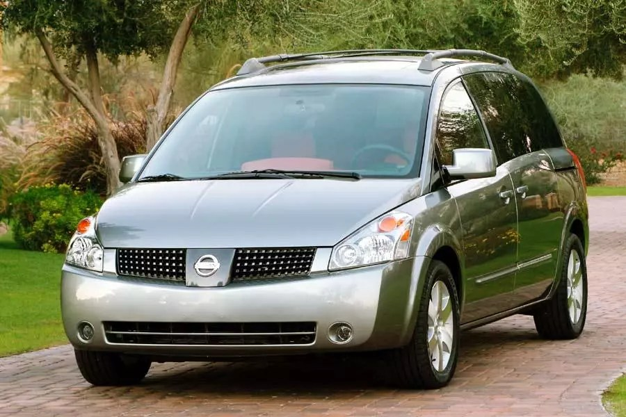 2004 Nissan Quest Reviews Specs And Prices Cars Com