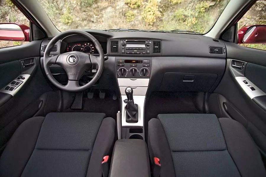 2005 Toyota Corolla Specs Pictures Trims Colors Cars Com