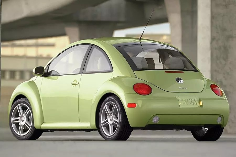2009 Volkswagen Beetle Turbo