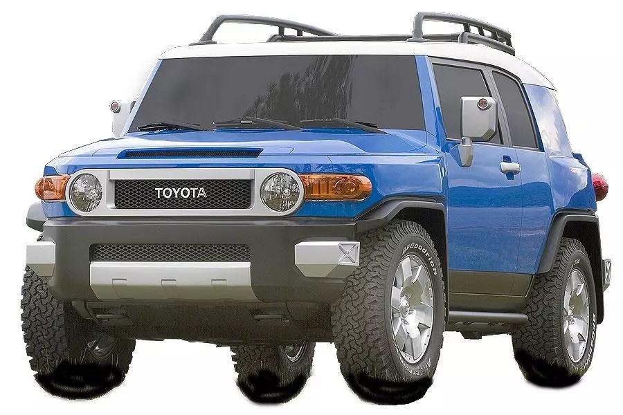 2007 Toyota Fj Cruiser Specs Pictures Trims Colors