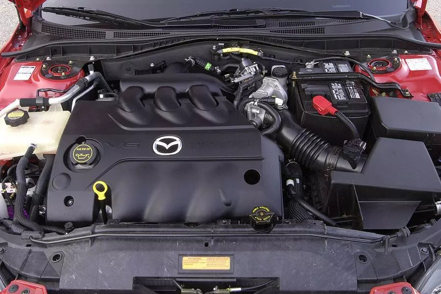 2007 Mazda Mazda6 Reviews Specs And Prices Cars Com