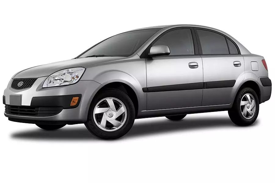 2007 Kia Rio Reviews Specs And Prices Cars Com