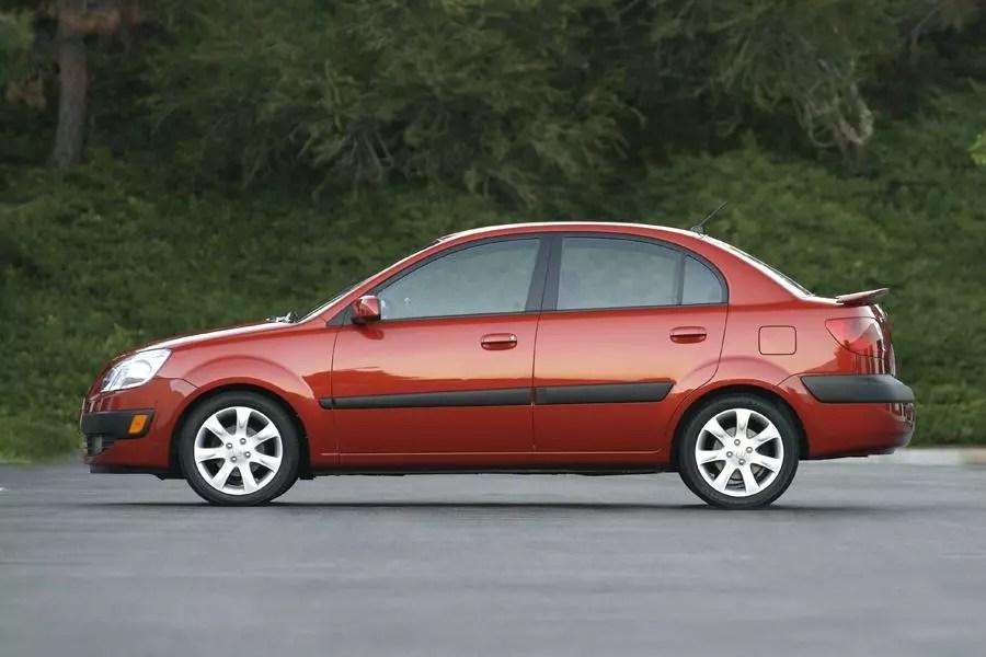 2008 Kia Rio Reviews Specs And Prices Cars Com