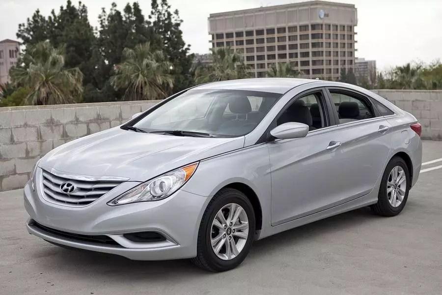 2013 Hyundai Sonata New
