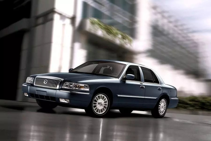 Mercury Grand Marquis Sedan Models Price Specs Reviews Cars Com
