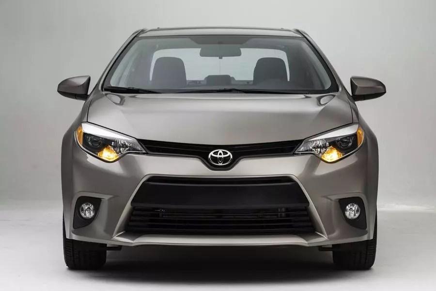2014 Toyota Corolla Specs Pictures Trims Colors Cars Com