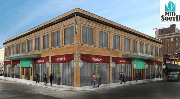 New Life For Old Fish Market And Loop Building In Windsor