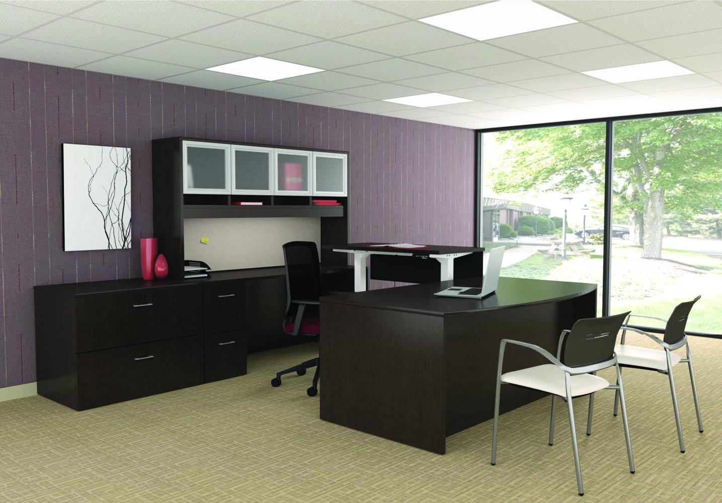Contemporary Executive Office Furniture