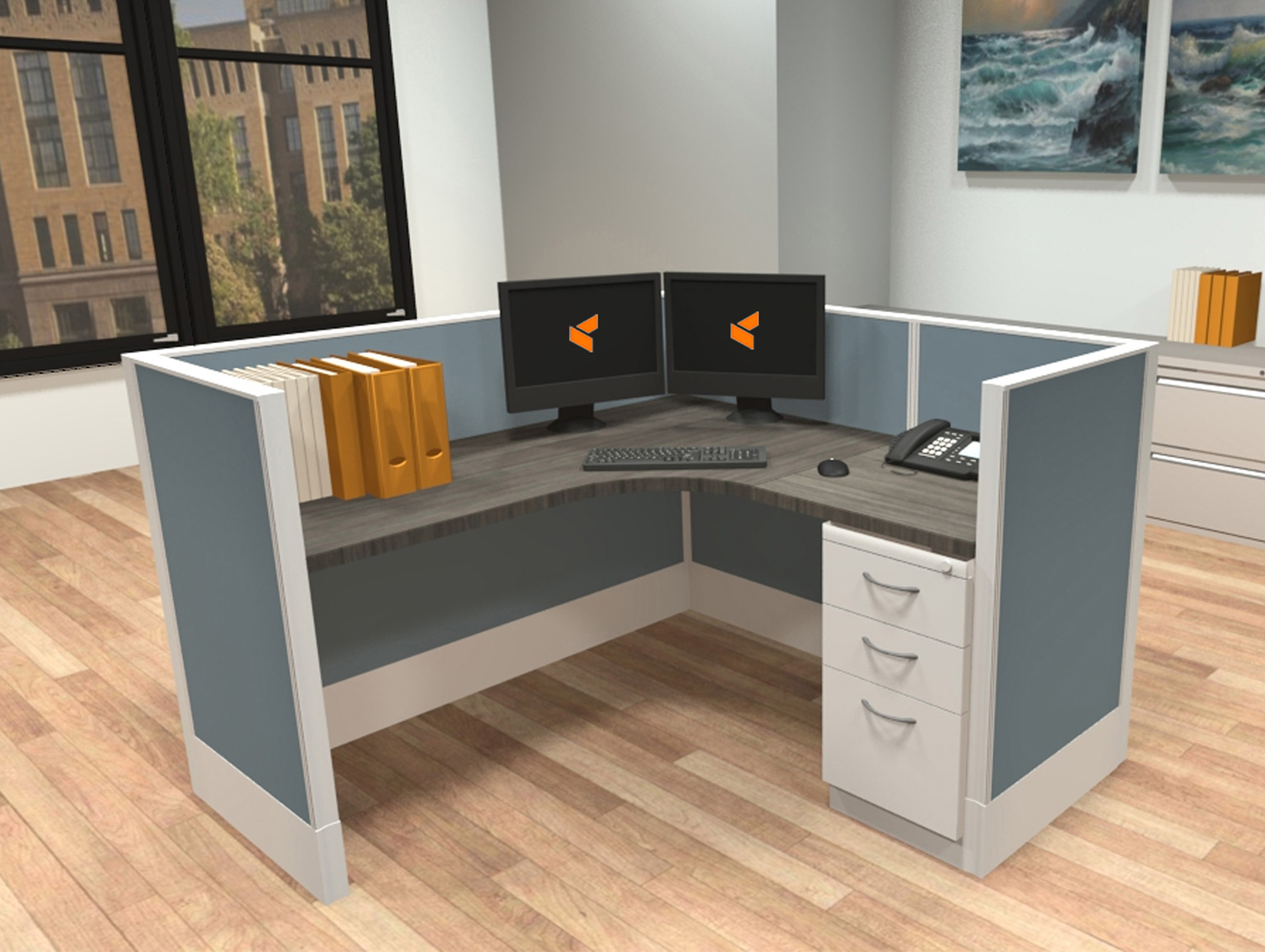 Small Home Office Desk Drawers