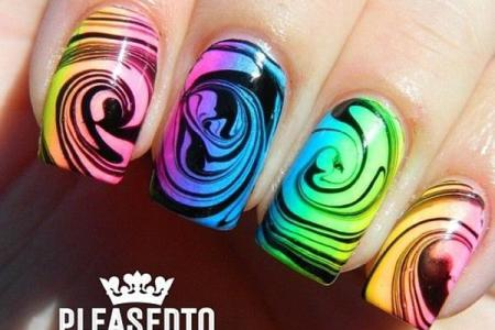 Marble Effect Spray Paint Marble Nails Marble Wallpaper Marble Nails