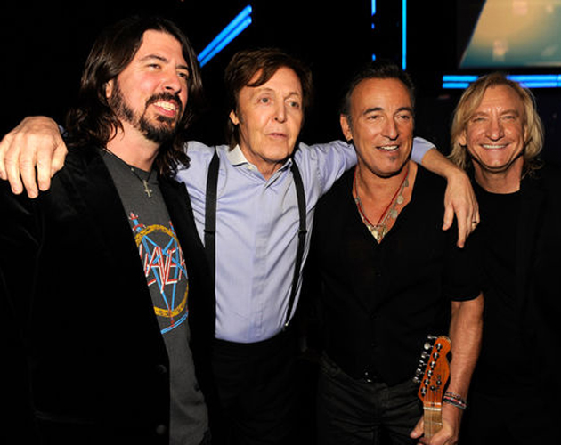 Grammys Walsh Paul Joe And Mccartney