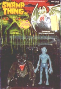 Culttvman S Swamp Thing Page Swamp Thing Toys