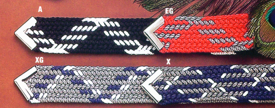 1 S U Inch Web Belts Navy