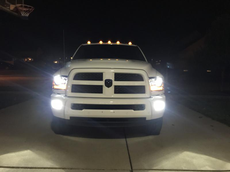 H11 Led Fog Light