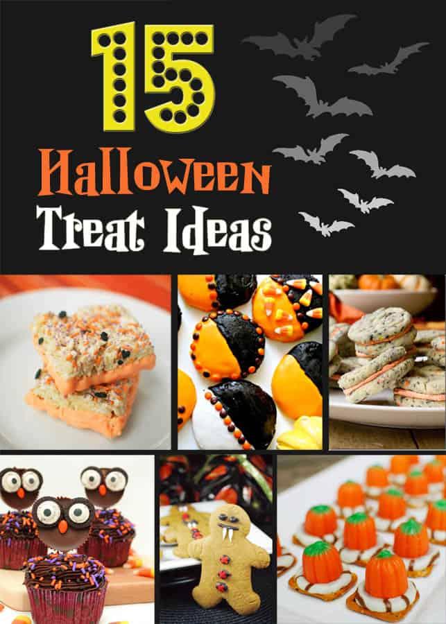15 Halloween Treat Ideas Cupcake Diaries