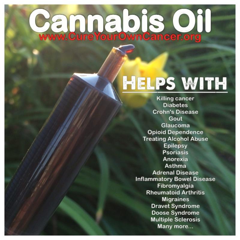 Oil Use Medical Cannabis