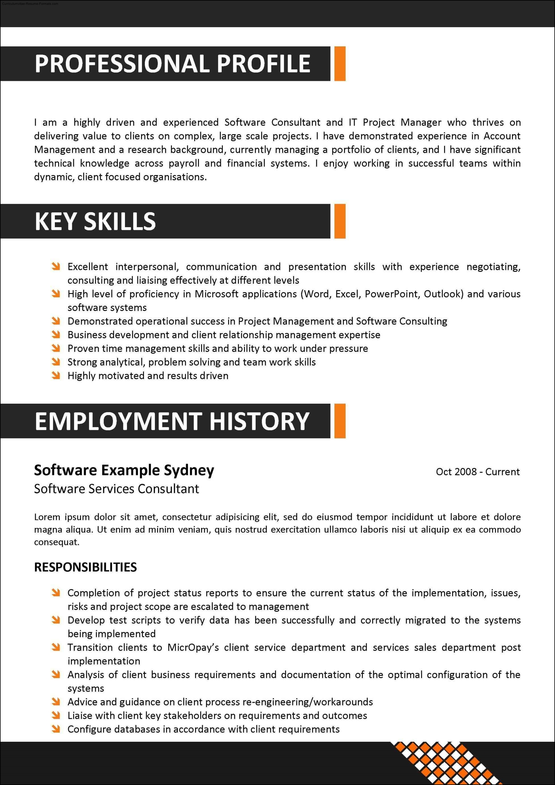 Description Manager Job Security Corporate
