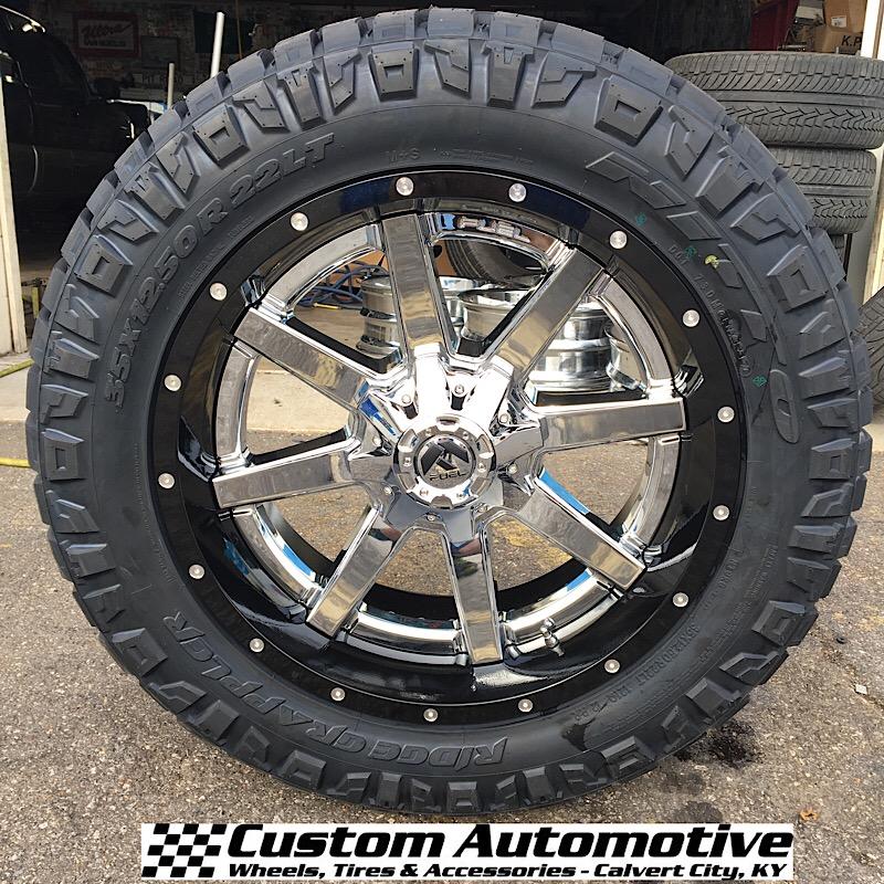 D260 Maverick Fuel Wheel