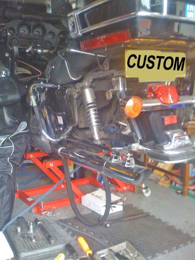Loud Motorcycle Air Horns