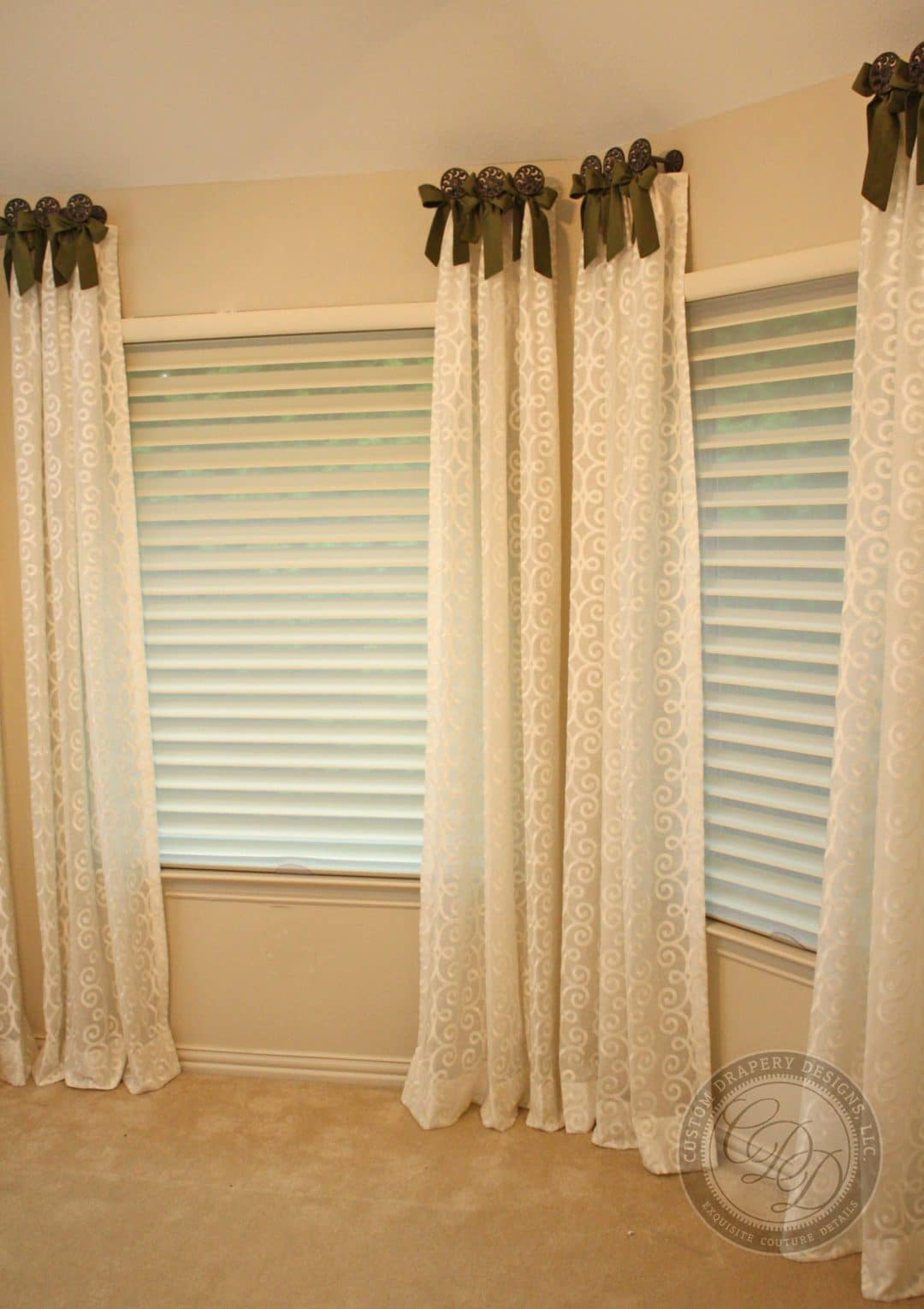 Shades Amp Shutters Dallas Tx Custom Drapery Designs
