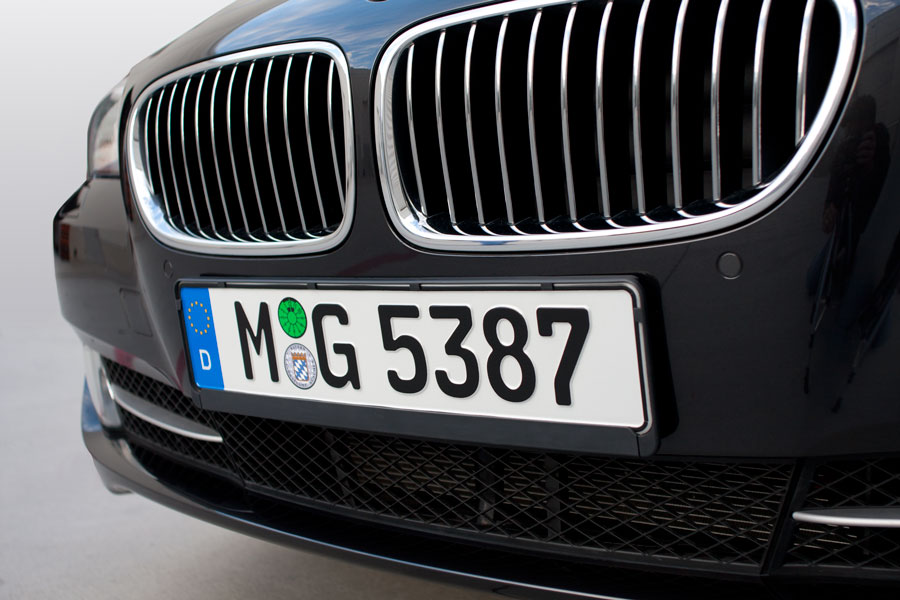 European License Plates   Custom European License Plates   EEC     Customized German License Plate