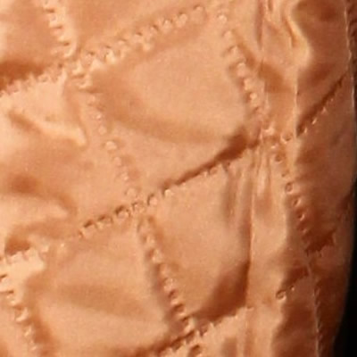 Tan Quilted