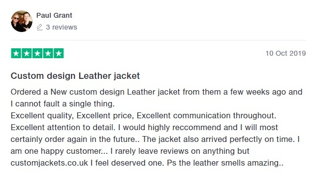 Custom Jackets UK Reviews