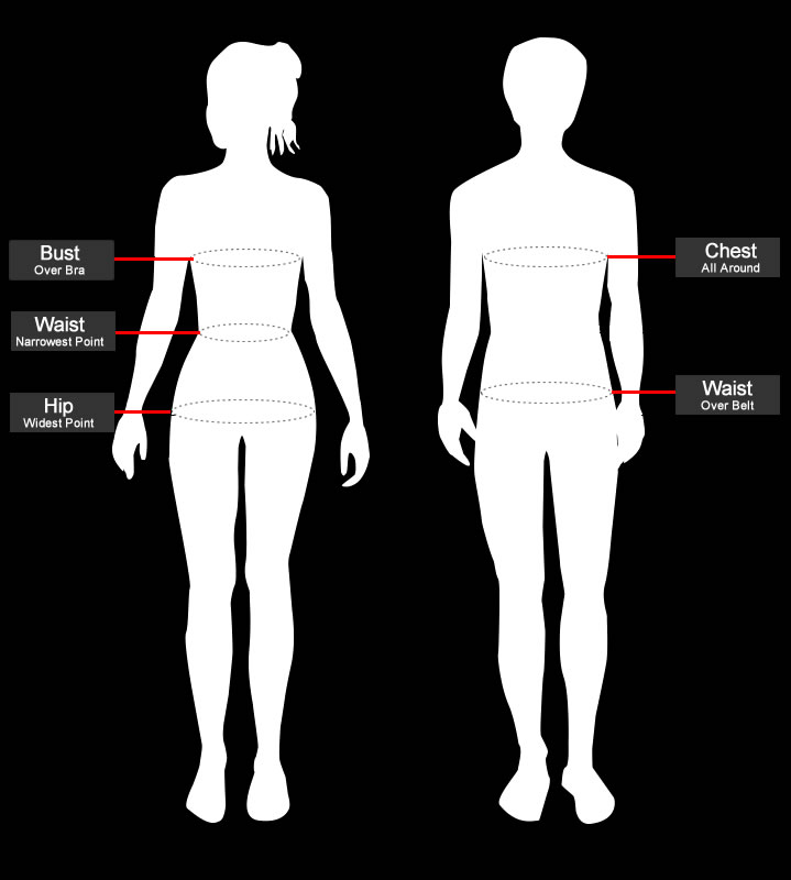 Size Diagram