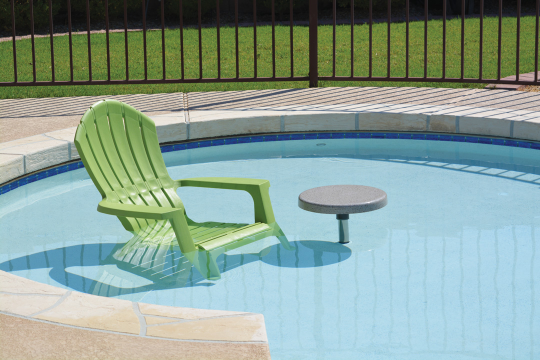 Pool Beaches Swimming Pool Benches And Swimming Pool Steps