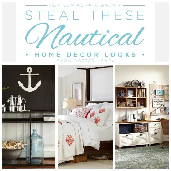Steal These Nautical Home Decor Looks