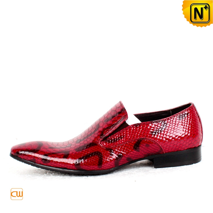 Embossed Patent Leather Fabric