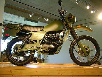 Harley Davidson Mt500 Cyclechaos