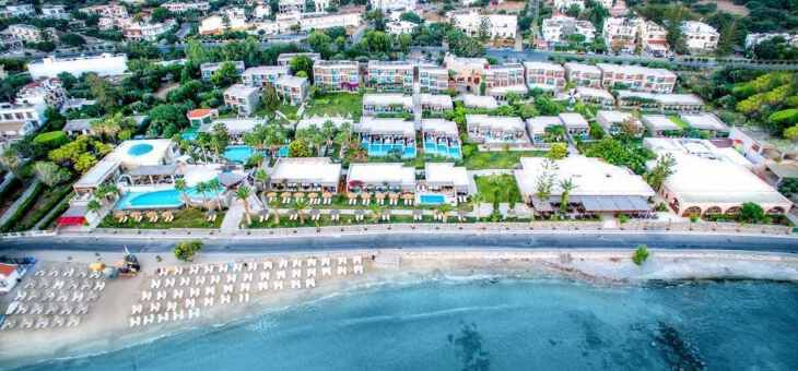 оель Sentido Blue Sea Beach Resort