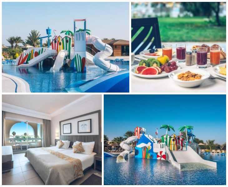 отель Mehari Djerba 4* Джерба Отели 10 лучших отелей 4 звезды «все включено» на 1 линии в Тунисе (Джерба) iberostar