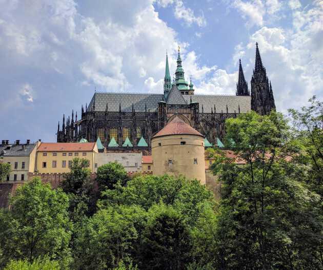 Вышеград Что посмотреть и куда сходить в Праге Что посмотреть и куда сходить в Праге: ТОП-25 достопримечательностей vish