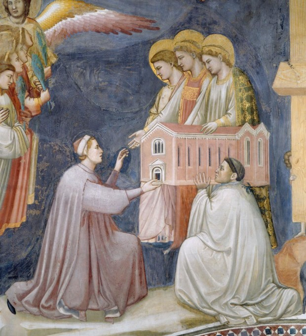 Lives Fresco 1305 Giotto And Scrovegni C Christ Virgin Padua Chapel