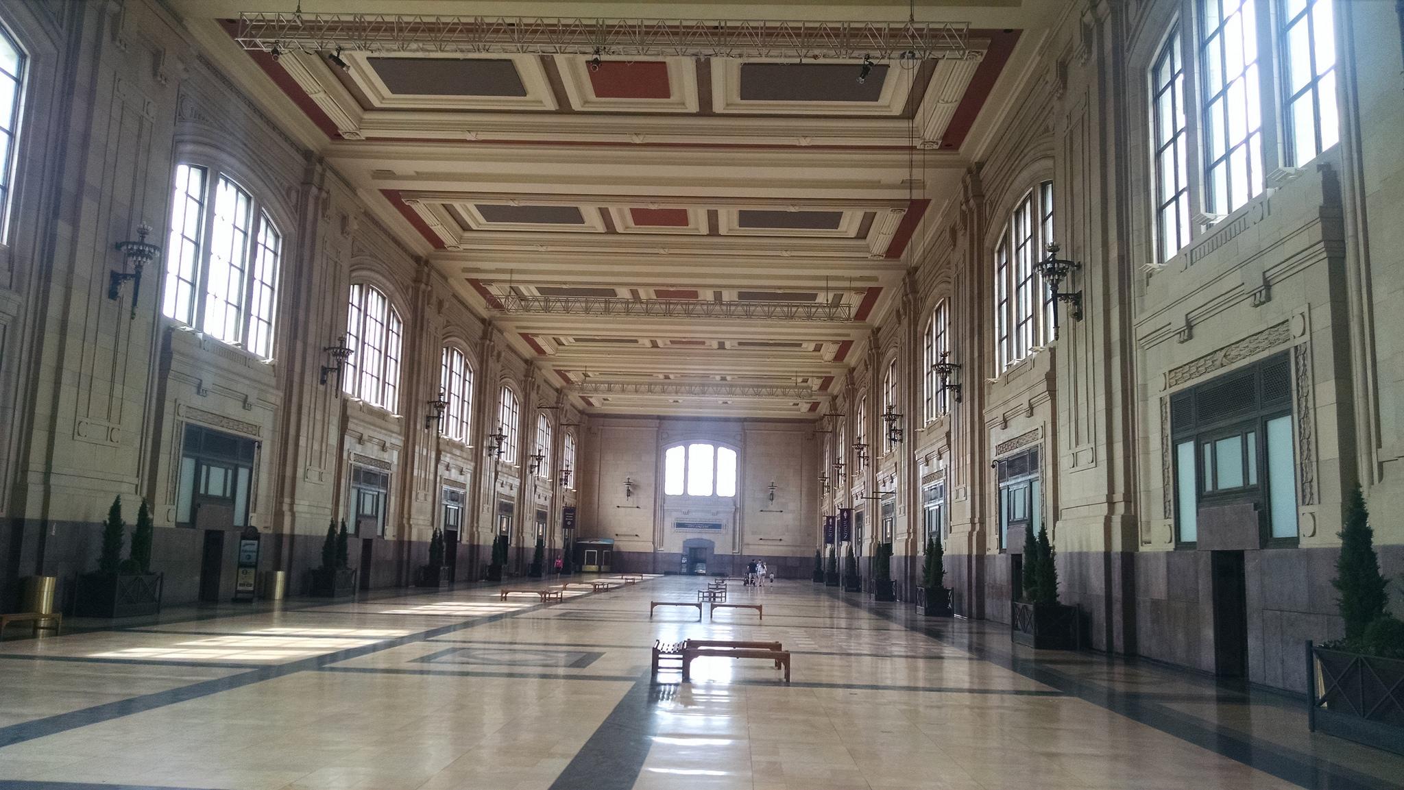 2013 Michigan Central Restoration Station