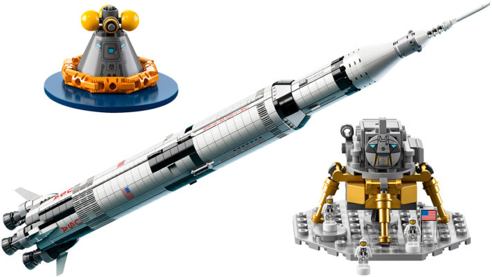 The Best Lego Sets of 2017  So Far  best lego sets 2017   Saturn V