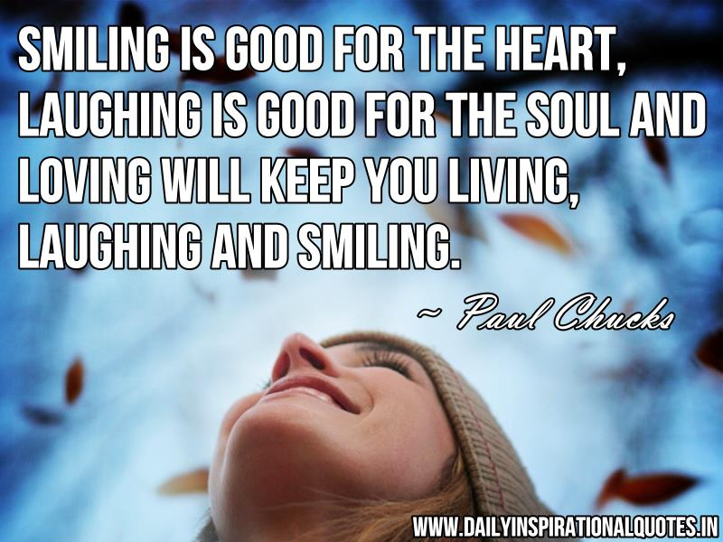 Laughing Good Your Heart