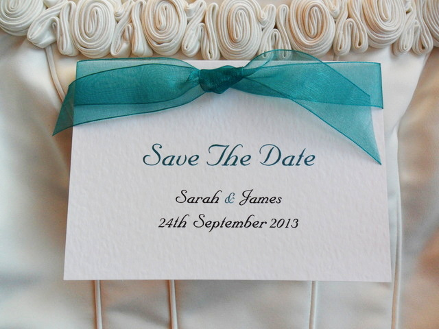 Save Date Cards And Envelopes
