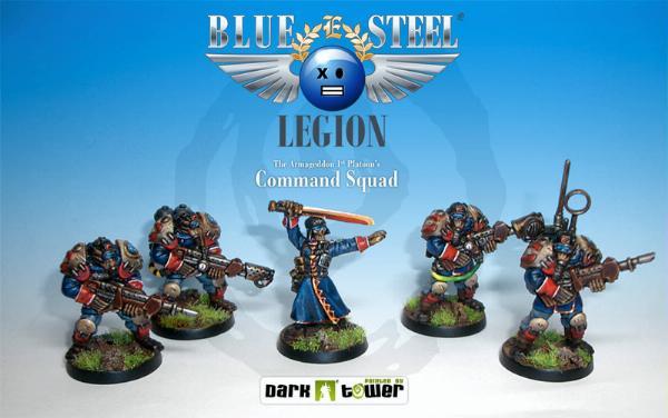 Imperial Guard Blue Steel Legion - Forum - DakkaDakka