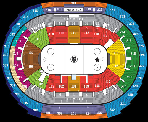 Chart Seating Mavericks Dallas Tickets
