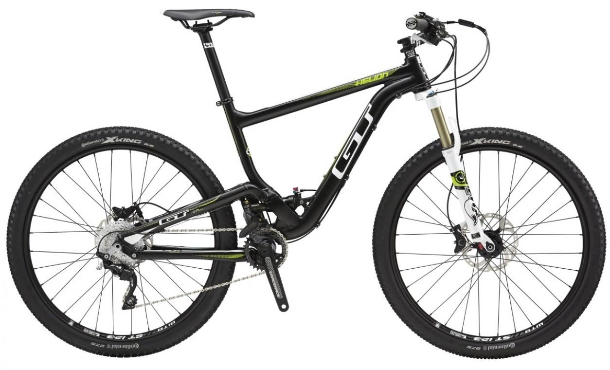 gt full suspension mountain bike
