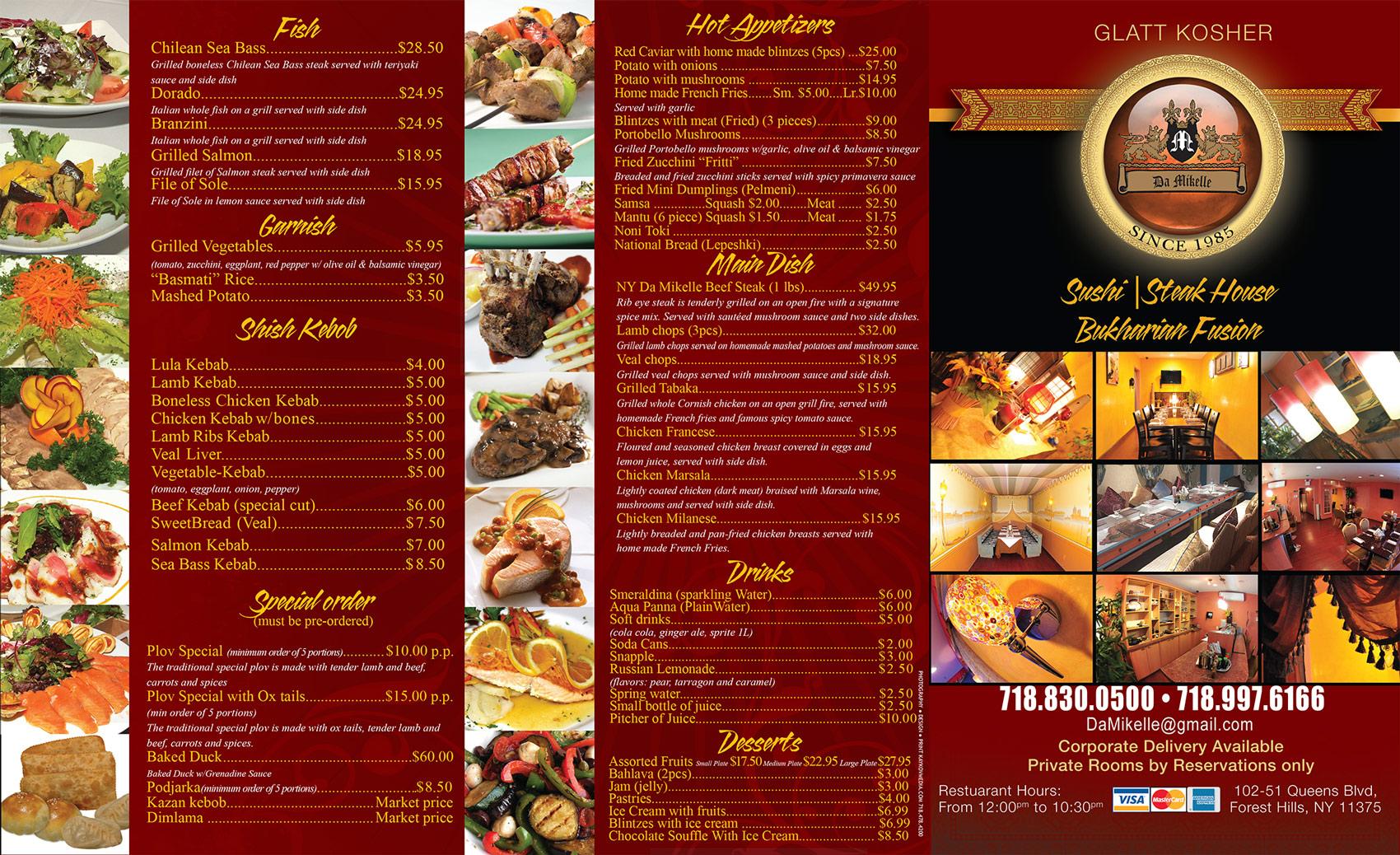 Restaurants Cater Queens Ny