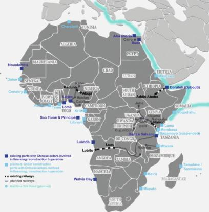 China is building trade-related infrastructure in Africa | D+C - Development + Cooperation
