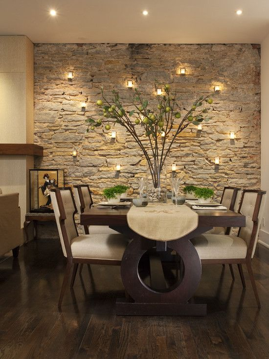 How to modify your dining room design    darbylanefurniture com Awesome Bedroom Accent Walls to Keep Boredom Away  InteriordesignHome  IdeasD    cor     dining room