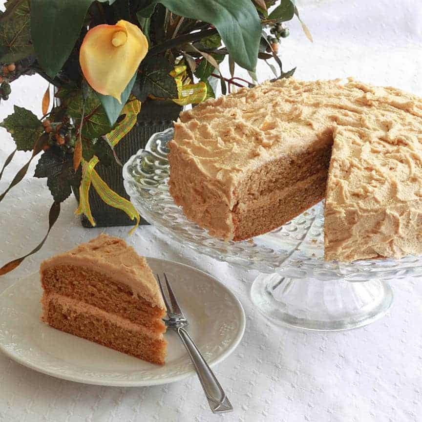 Easy Cake Recipes Peanut Butter